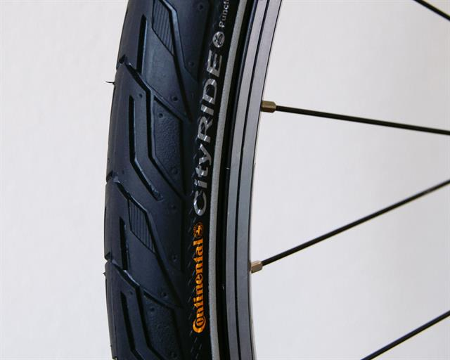 Continental City Ride Ii Rolling Resistance Review