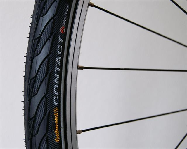 Touring Bike Tire Comparison Continental Contact Ii Vs