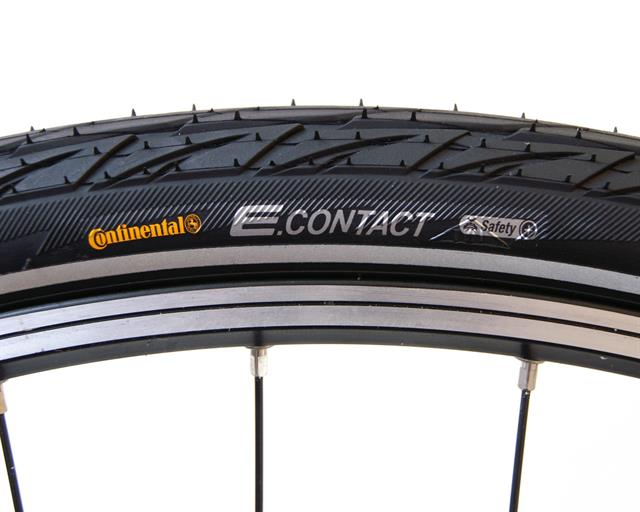Continental E Contact Rolling Resistance Review
