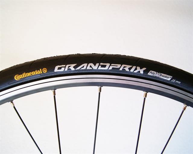 Continental Grand Prix Rolling Resistance Review
