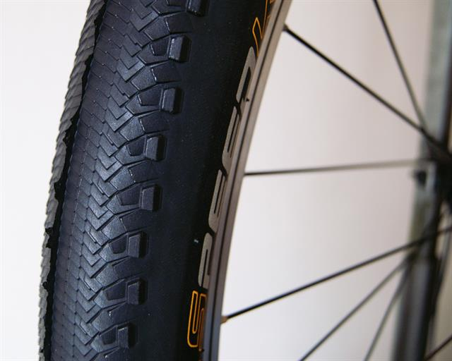Continental Speed King Ii Racesport Rolling Resistance Review