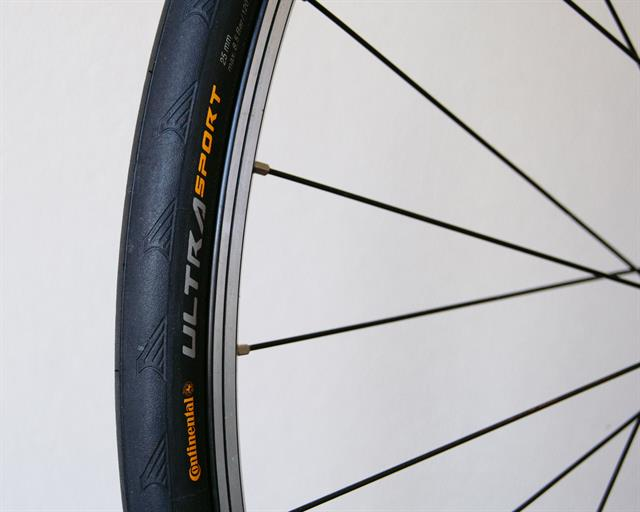 Continental Ultra Sport Ii Rolling Resistance Review
