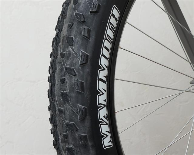 Maxxis Mammoth Rolling Resistance Review