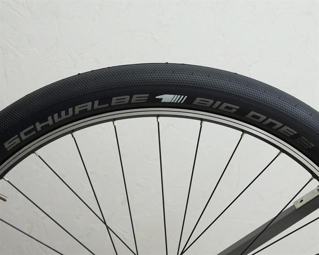 Compare Tire Sizes >> Schwalbe Big One LiteSkin PaceStar Rolling Resistance Review