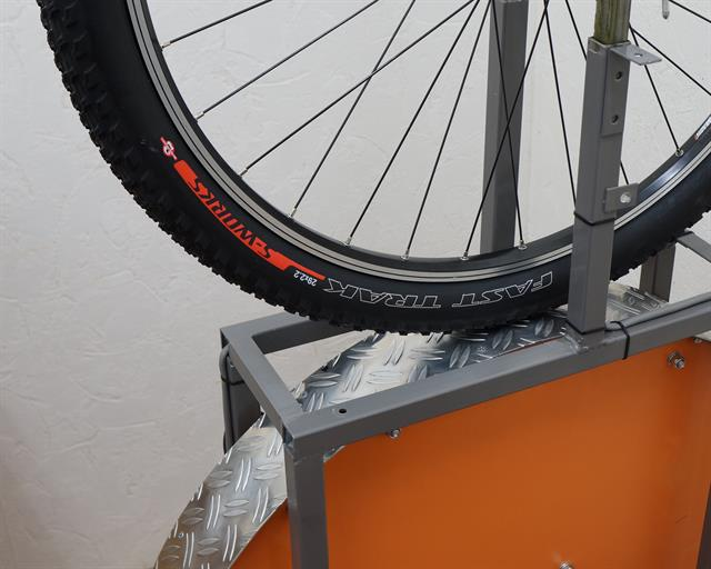 Specialized S Works Fast Trak Rolling Resistance Review
