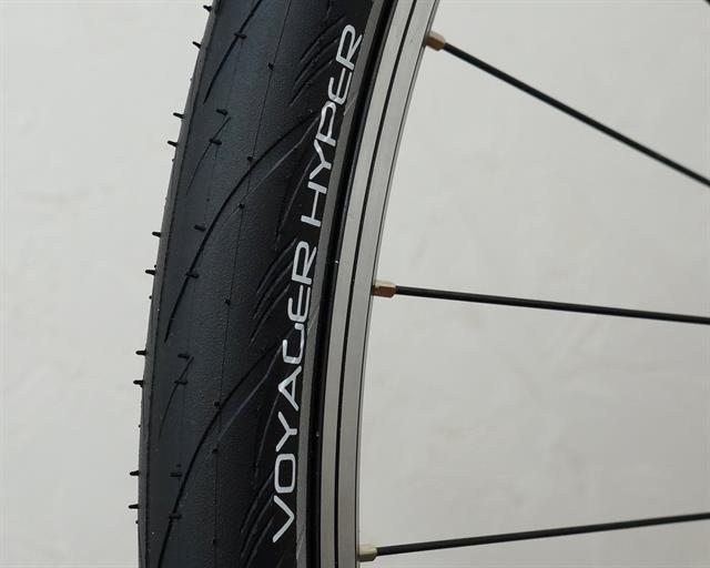 Vittoria Voyager Hyper Rolling Resistance Review