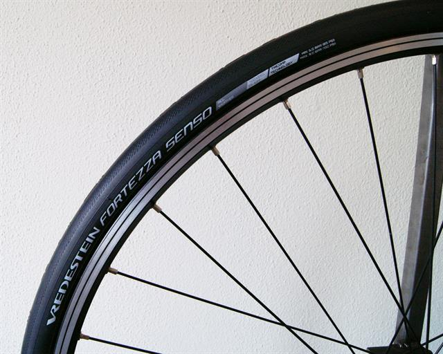 Vredestein Fortezza Senso All Weather Rolling Resistance ...